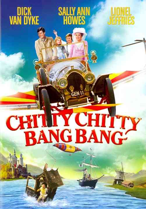CHITTY CHITTY BANG BANG BY DYKE,DICK VAN (DVD)